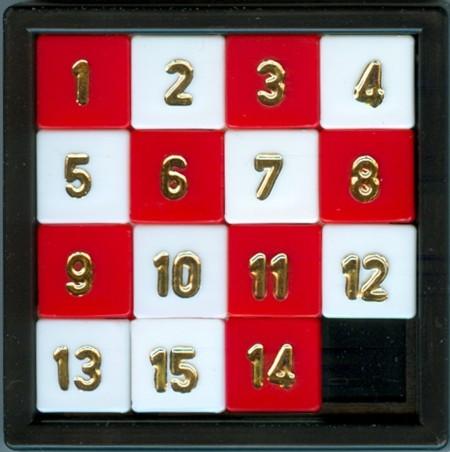 O Puzzle dos 15