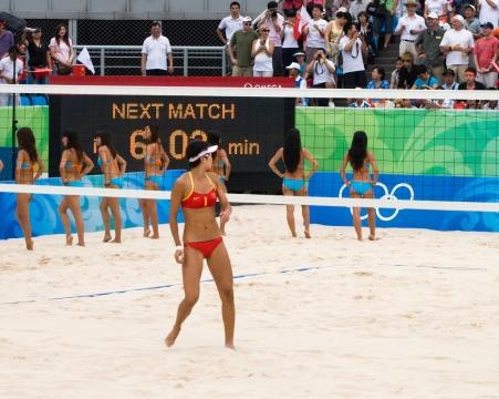 BeachvolleyballBeijingOlympics