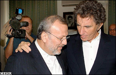 Lang with Tehran's terrorist friend