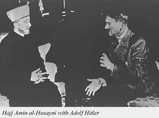 Husseini meets Hitler