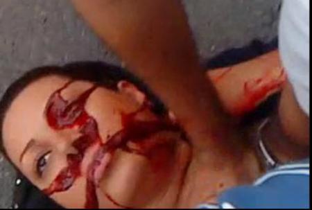 Neda's death (Tehran, June 20, 2009)
