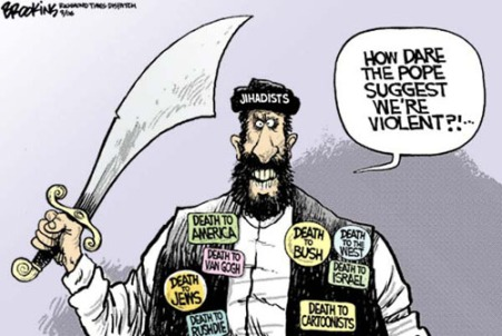 Image result for Islam: Il est temps de prendre le djihadisme au sérieux (Jihadism is a religious movement before anything else)