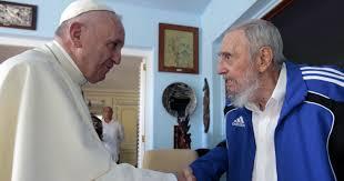 PopeFidelCastro
