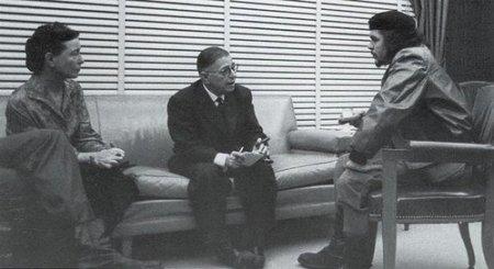 Beauvoir_Sartre_-_Che_Guevara