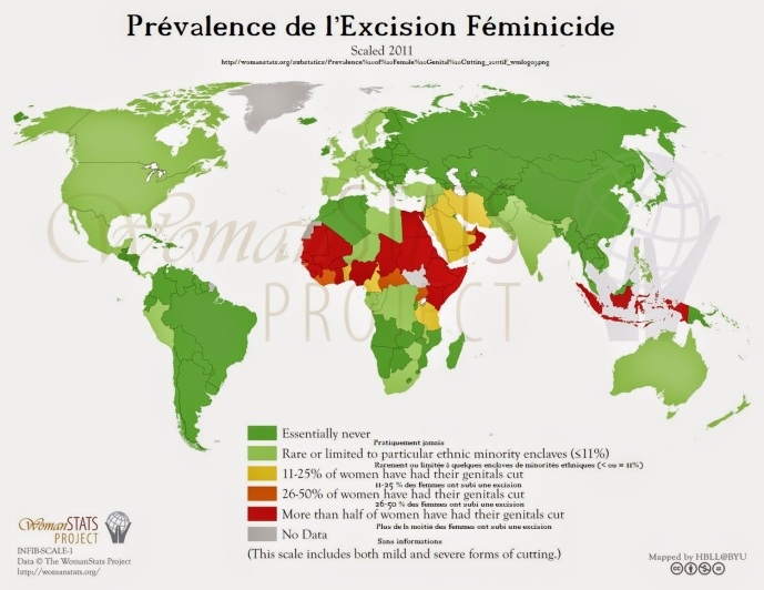 Prevalence of excision féminicide_2011tif_wmlogo3