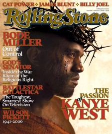 Image result for Rolling stone passion of kanye West