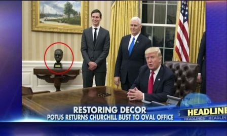 churchill_bust_trump