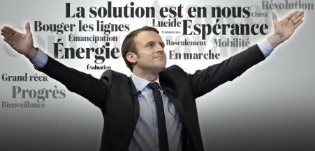 Montage - Parler comme Macron