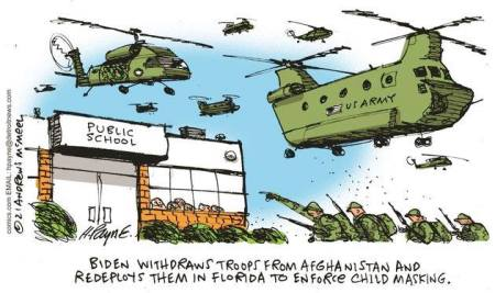 DEFUND THE ARMY ! TALIBAN LIVES MATTER !